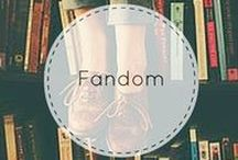 Fandom / We might be known for being a tad obsessive about our favorite series...