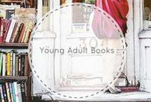 Young Adult Books / Book lists geared for tweens, teens, and young adults!