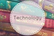 Technology / Bookish apps and websites!
