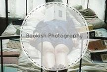 Bookish Photography / Photos of our favorite things... books!