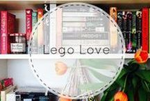 Lego Love / Lego instructions and learning ideas!