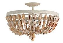 Coastal Shell Furnishings / Coastal furnishings and decor using natural shells