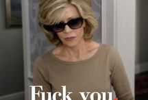 Grace & Frankie / Contributing to the Grace & Frankie obsession with news, pics, and more