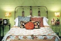 home // bedrooms / by Arvee Marie Arroyo