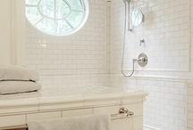 home // bathrooms / by Arvee Marie Arroyo