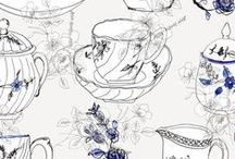 Pattern / Pretty, soothing, rhythmical and lively - Pattern passion