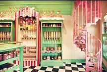 If I owned a Candy Store / I would love to own a candy store but I don't have the time to do it, so this how my imaginary candy store would look.