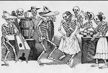 Merrymaking - Dia de los Muertos / Celebrating Dia de los Muertos MoreStyleThanCash.com
