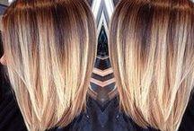 hair ideas / by Kristy Hadley