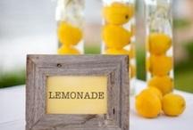 Drinks : Lemonade