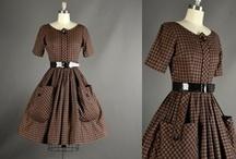 Vintage Dresses 1950s / 1960s