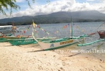 Philippine Sands and Beaches / Philippine Island's fine and exotic places - beaches