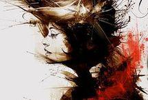 Favorite ART / by Medusa GraphicArt