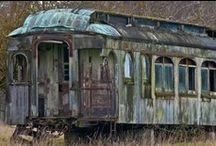 Abandoned... / by Ray Gibson