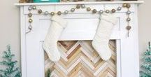 Fireplaces and Mantels / I love, love fireplaces and mantels....