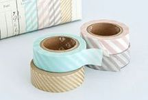 WASHI TAPES / by Marie Maglaque