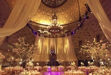 Here Comes the Bride... / Creative ideas for our wedding chapel, reception grounds and event hall.