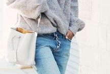 Style / Outfit inspiration.