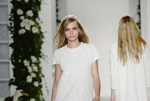 Yumi: LFW SS14 / Here's our fave SS14 looks from London Fashion Week. #LFW