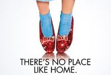 No Place Like Home: Tinsel Tree Trail 2013 / Ideas for VV&W Theme: Wizard of Oz