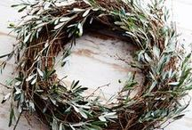 winter wonderland / it's beginning to look a lot like christmas...