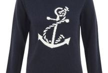 Yumi: Ship Ahoy! / Anchors, lighthouses and dinghies make a fashionable statement this season!