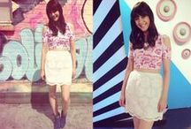 Yumi: As Seen On / A collection of our clothing as seen on celebs and in the press / by Yumi
