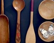 Wood work / Collections of wooden pieces