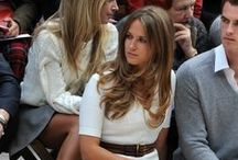 Yumi: Kim Sears Style File / With Wimbledon now in full swing, we take a look at Kim Sears best fashion moments. / by Yumi