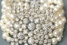 Diamonds and Pearls / The beauty of diamonds and pearls- j'adore