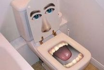 Looney Loos / Photos of some of the strangest toilets (and urinals) known to man