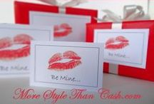 Valentine Printable / Save money this Valentine's Day with these free printable Valentine cards from around the web and More Style Than Cash.com