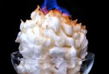 Food on Fire Flambé / Foods that you light on fire for an amazing presentation! Wow your guests (or that certain someone) with your dazzling skills with food and fire! MoreStyleThanCash.com