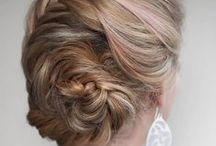Style - Medium Hair Updos / How to style medium length hair with updos and braids