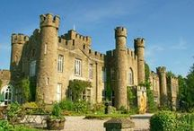 Luxury Castles Accommodations / Wonderful Castles through out the world that you can stay in....just like a princess. MoreStyleThanCash.com