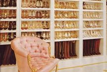 Organizing Shoes / You love your shoes and want the best for them! Here are great ideas on how to organize your shoes to keep them in tip top shape and so you can easily see what you have. MoreStyleThanCash.com