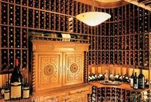 House Upgrades - Wine Cellars / Become inspired by these great ideas on how to incorporate a wine cellar in your own home. Clever ideas are how you live life with MoreStyleThanCash.com