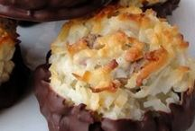 Baking - slices & cookies