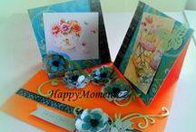Fancy Fold cards