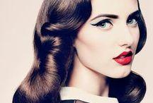 Hair, Make Up & Things That Make ya Feel Girly / by Thearadise Beaver