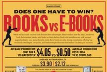 Ebook Creation / Thinking about creating an ebook? You're in luck: this board has some of the best tips, tricks, stats, and links to information on creating and publishing an ebook you can be proud to give or sell to your readers. / by New Media Expo