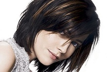 Hair / Hairstyles, cuts and colors