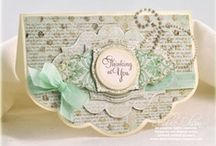 Cards Made with Love / cards, cards, and more cards / by Rhonda Walton