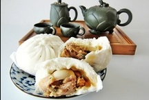 Asian food / by Christine Donaldson