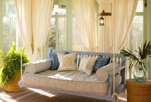 Outdoor Spaces / by Shelley