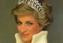 Majesty  / To Diana Spencer, always in my heart. / by Ani Quadros