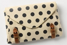 Purses, Bags & Clutches / by Alison Hile