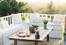 Outdoor Spaces / by Alison Hile