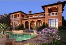 Luxury Homes / by Shelley