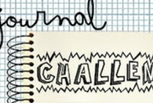 JOURNAL CHALLENGE! / by Molly Nelson